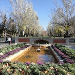 Um dos mais belos parques de Madri