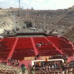Teatro de Arena, em Verona, Itália