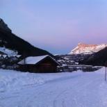Montanhas de dolomita, Corvara